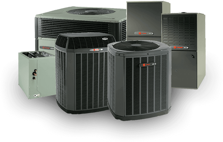 Trane HVAC systems offered from D& T Air Conditioning